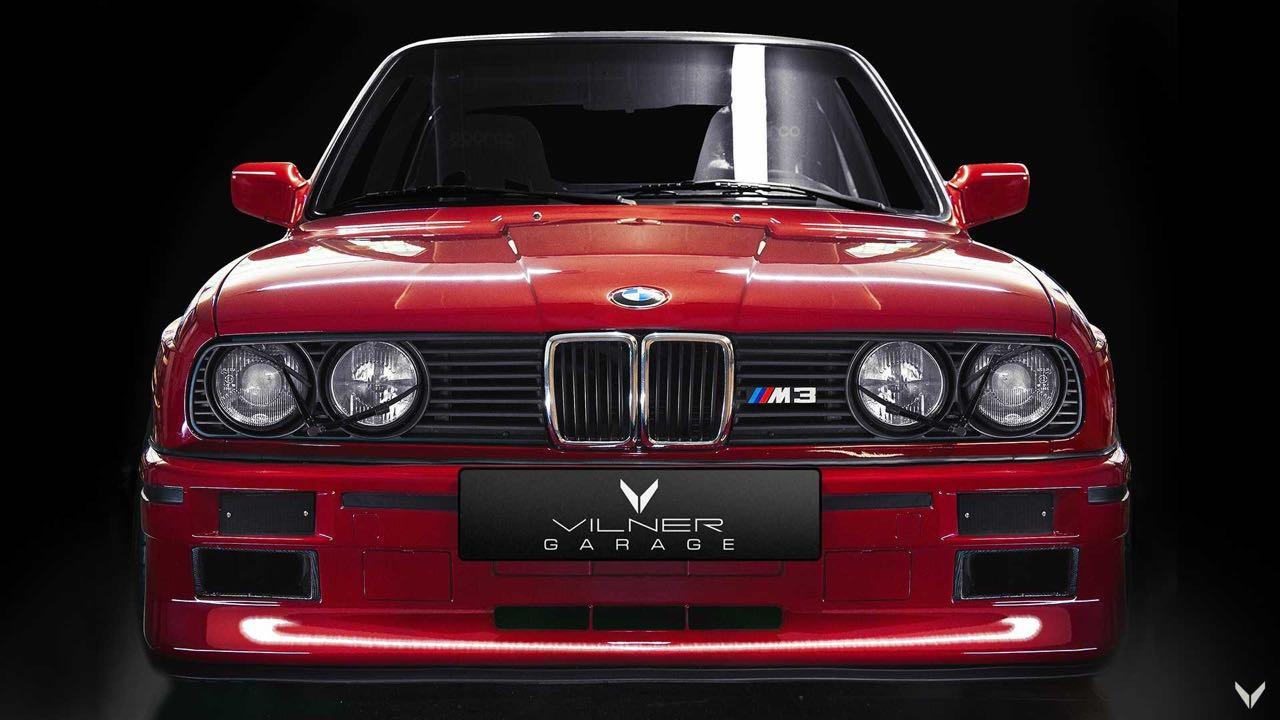 BMW M3 E30 Vilner... avec un S50B32 ! 26