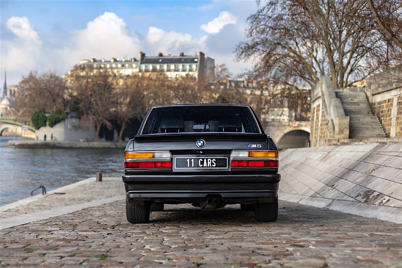 BMW M5 E28... un peu spéciale ! 21