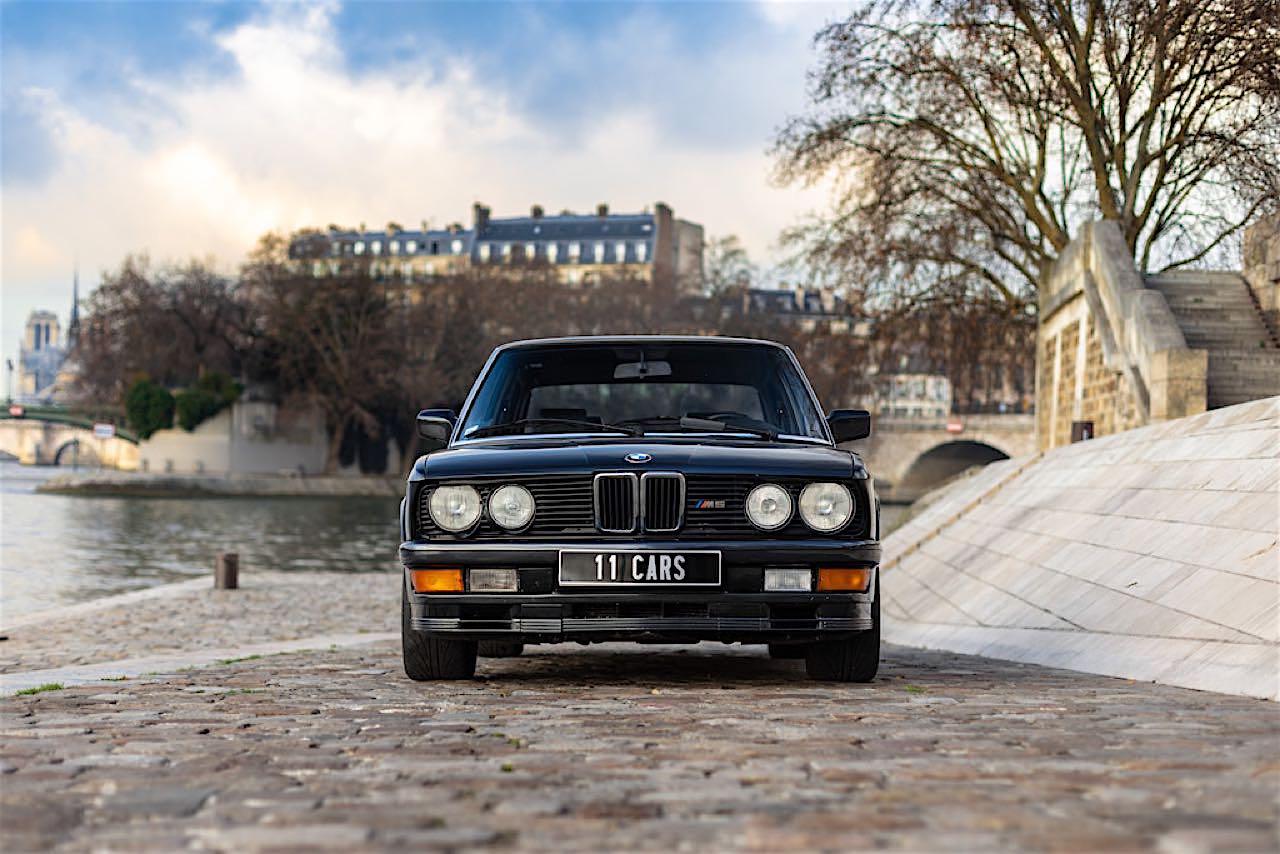 BMW M5 E28... un peu spéciale ! 14