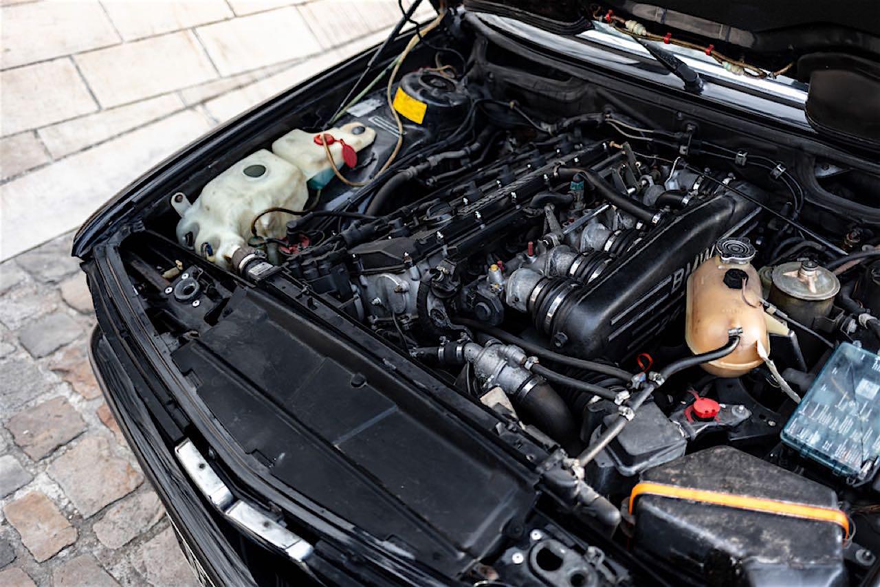 BMW M5 E28... un peu spéciale ! 3
