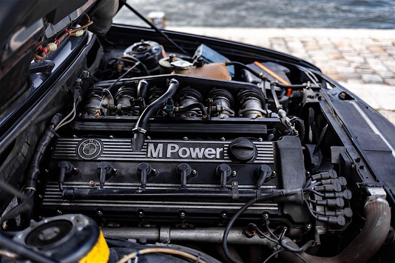 BMW M5 E28... un peu spéciale ! 4