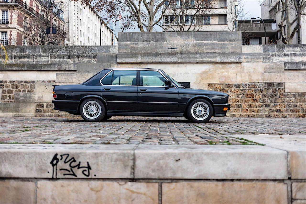 BMW M5 E28... un peu spéciale ! 6