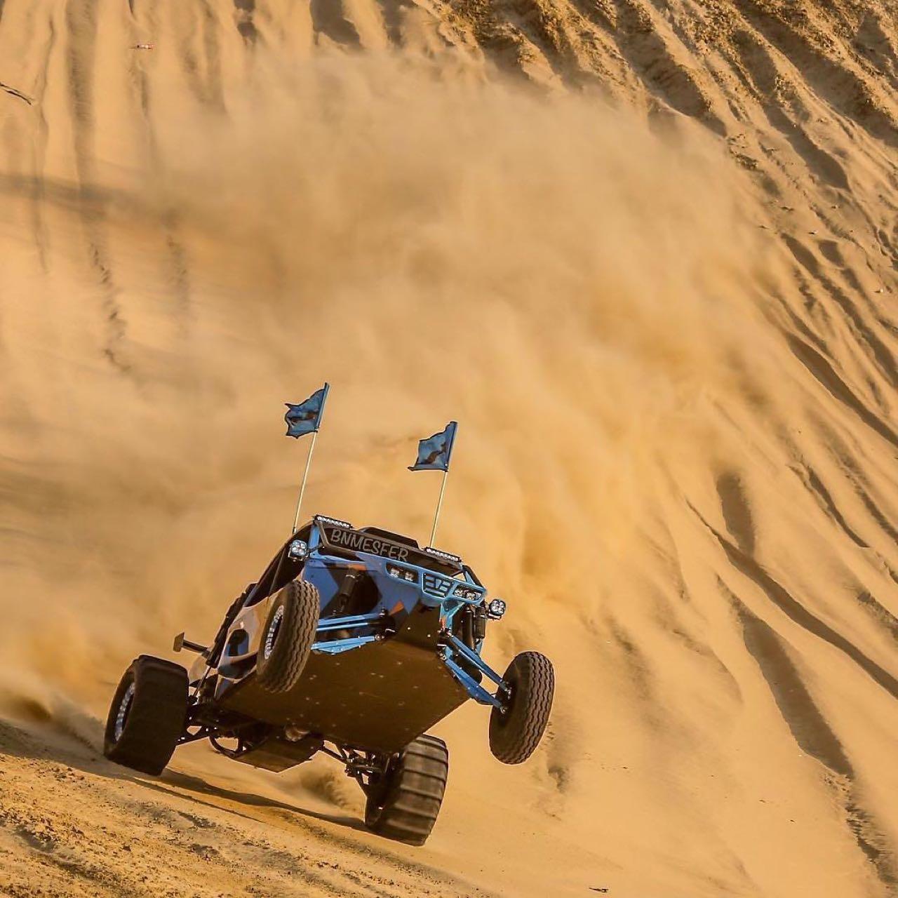 Baja Bug Sandrail : Les monstres du désert ! 2