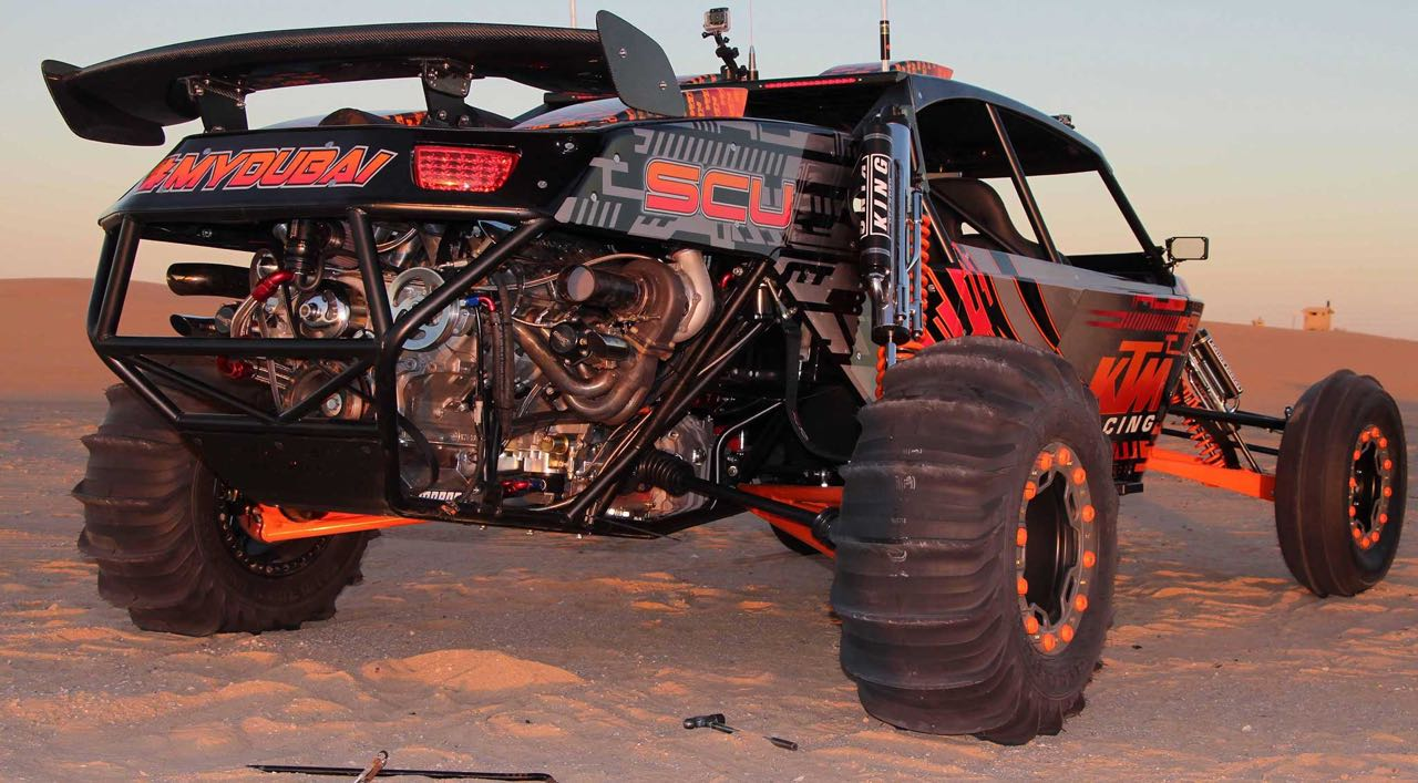 Baja Bug Sandrail : Les monstres du désert ! 1