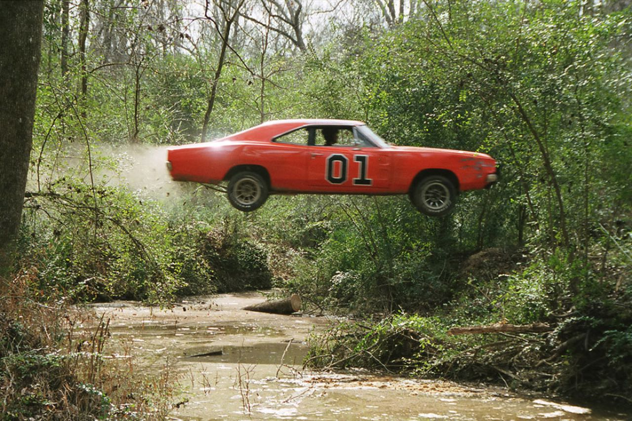 #CarMytho : General Lee... La seule, l'unique ! 1