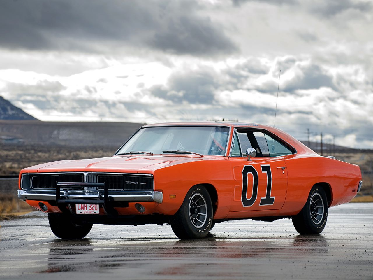 #CarMytho : General Lee... La seule, l'unique ! 8