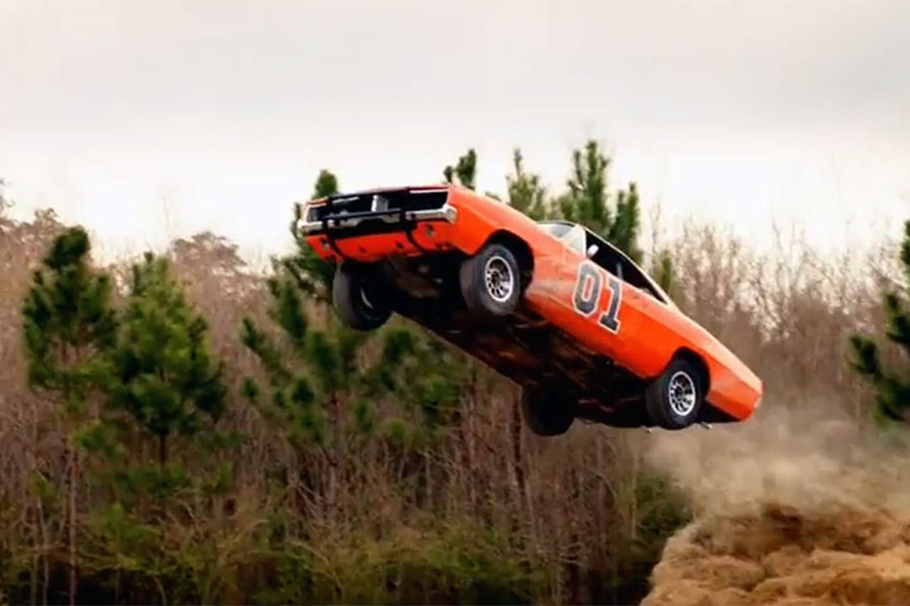 #CarMytho : General Lee... La seule, l'unique ! 4