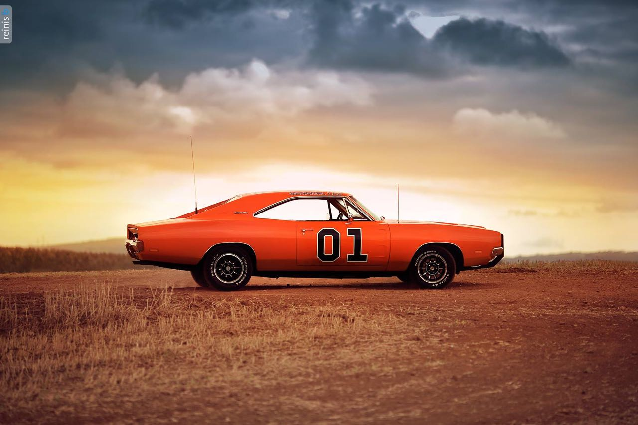 #CarMytho : General Lee... La seule, l'unique ! 7