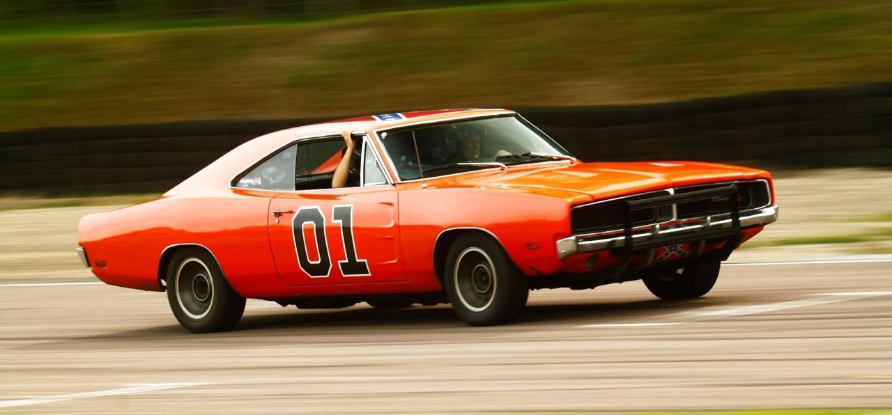 #CarMytho : General Lee... La seule, l'unique ! 6