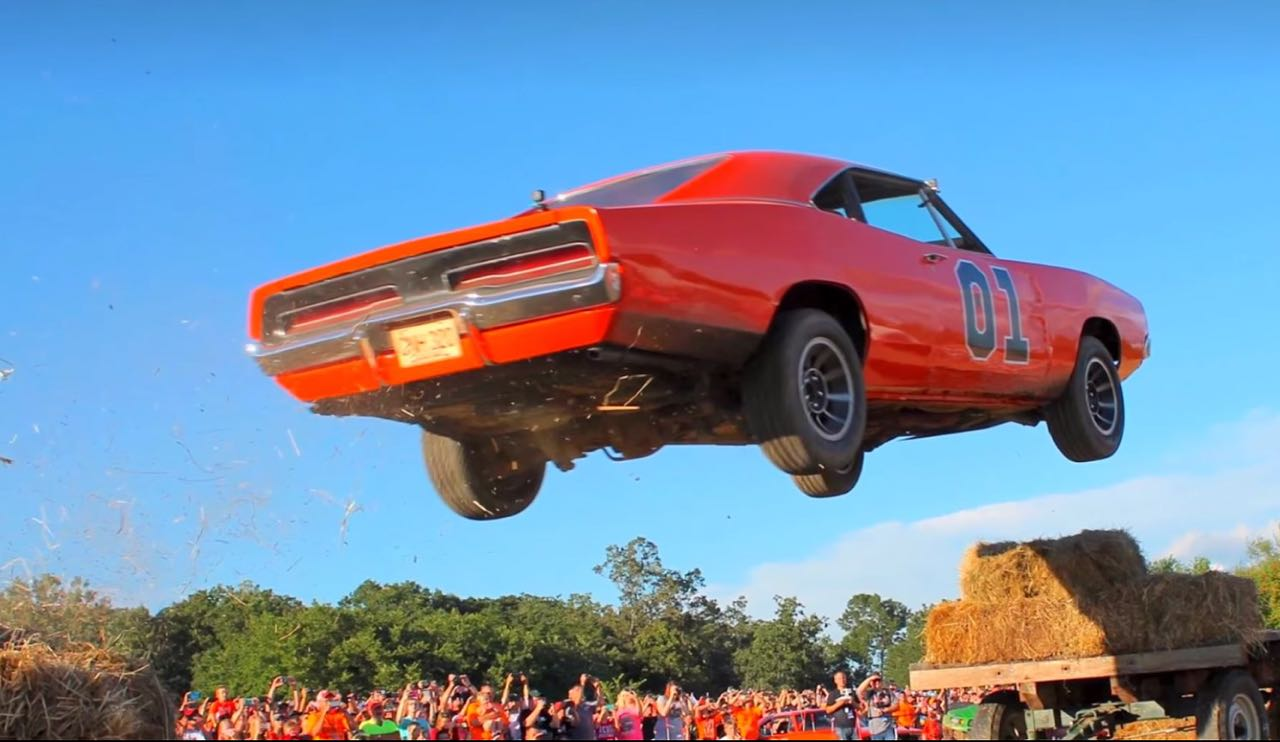 #CarMytho : General Lee... La seule, l'unique ! 5