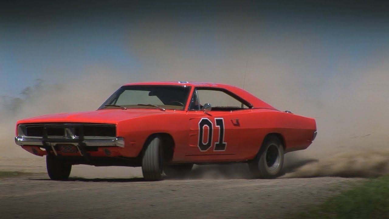 #CarMytho : General Lee... La seule, l'unique ! 3