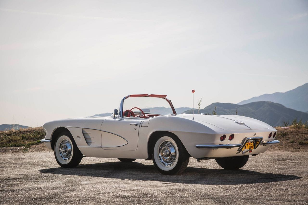 Custom '57 Chevrolet Corvette C1 - Trop clean ?! 4