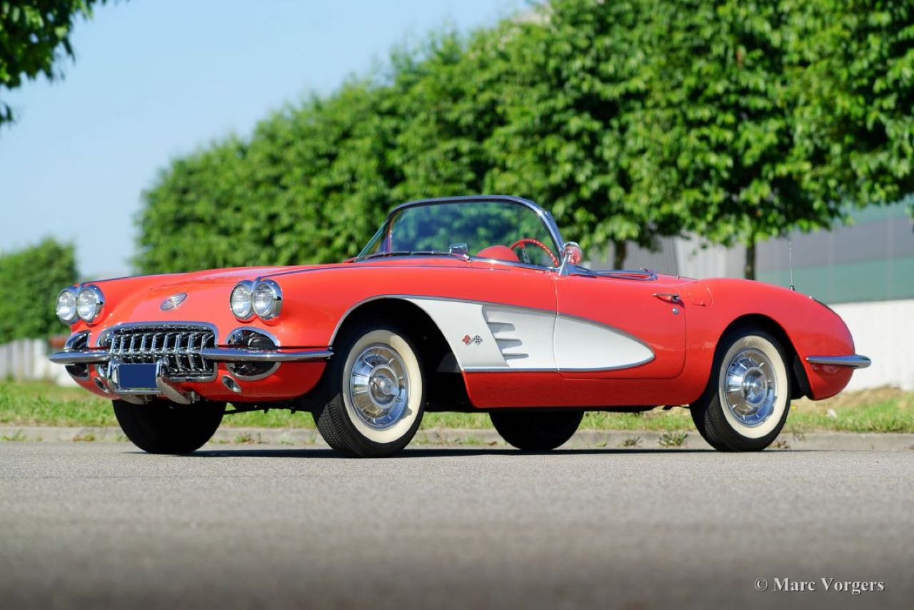 Custom '57 Chevrolet Corvette C1 - Trop clean ?! 2