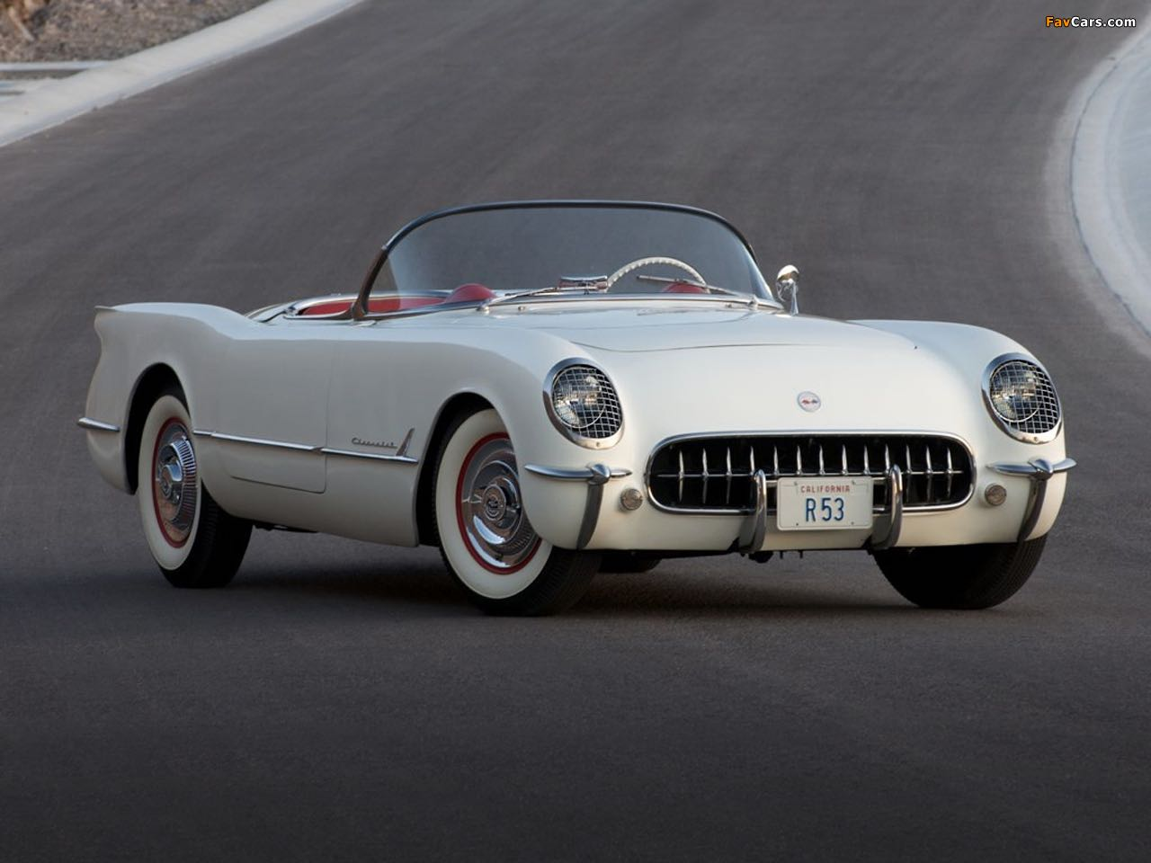 Custom '57 Chevrolet Corvette C1 - Trop clean ?! 1