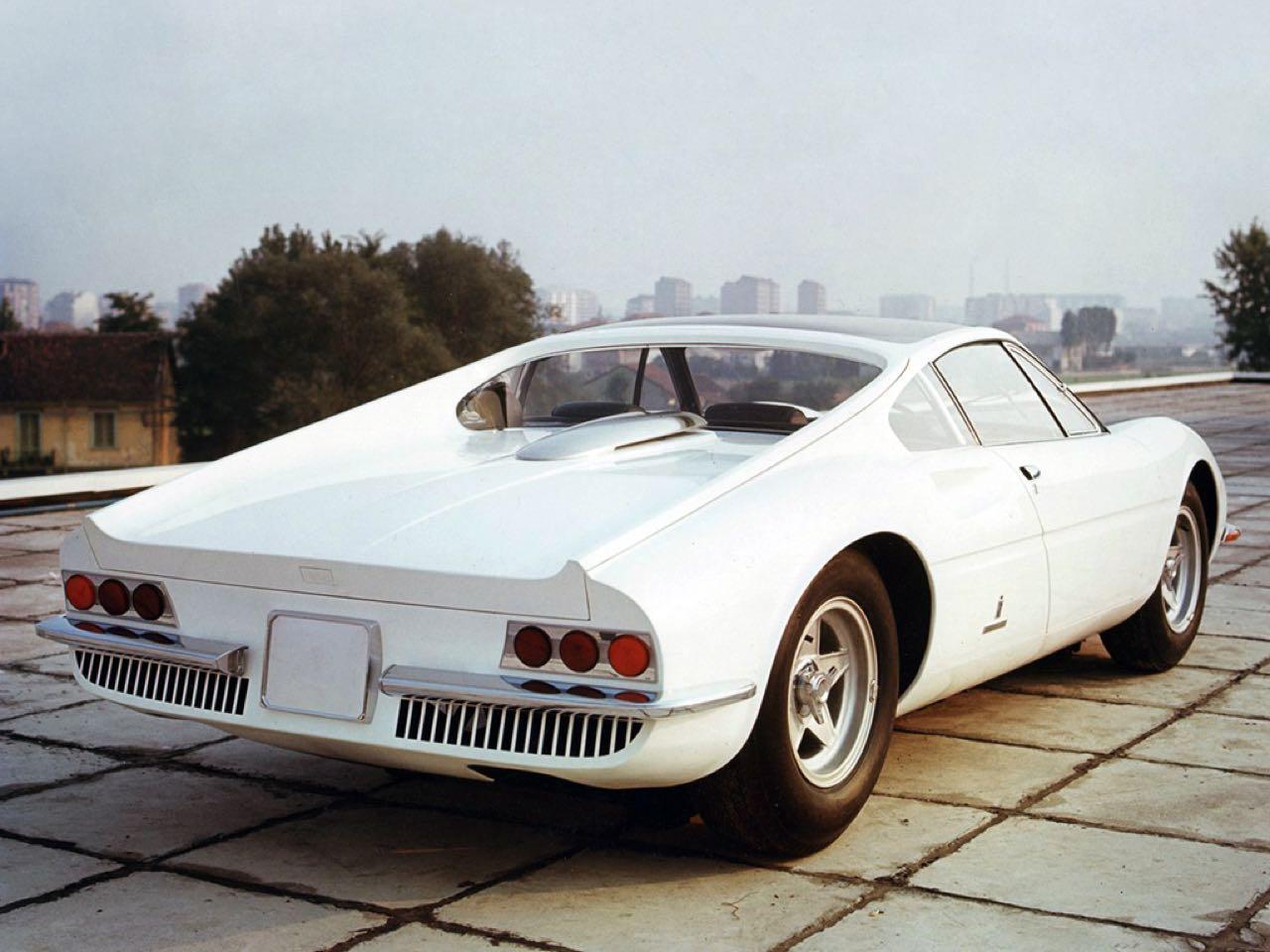 """'66 Ferrari 365 P Berlinetta Speciale - """"Tre Posti"""" V12 ! 44"""