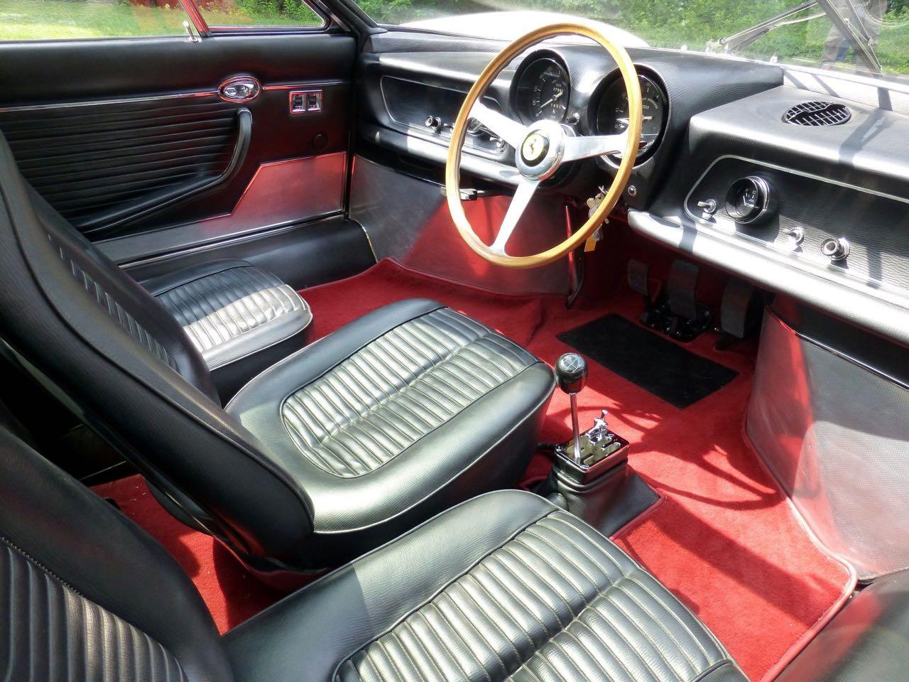 """'66 Ferrari 365 P Berlinetta Speciale - """"Tre Posti"""" V12 ! 46"""