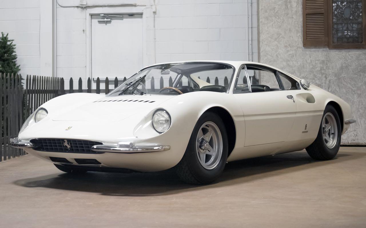 """'66 Ferrari 365 P Berlinetta Speciale - """"Tre Posti"""" V12 ! 50"""