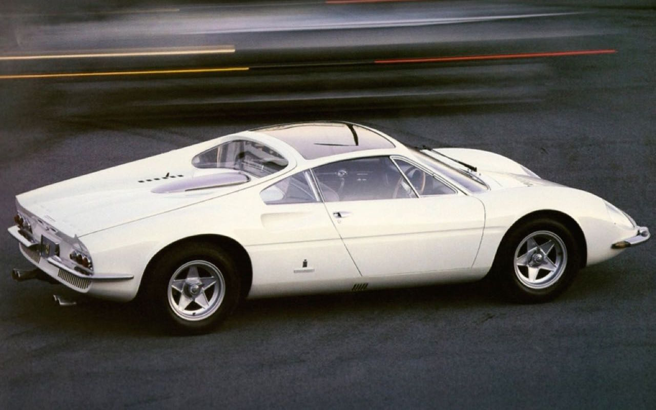 """'66 Ferrari 365 P Berlinetta Speciale - """"Tre Posti"""" V12 ! 54"""