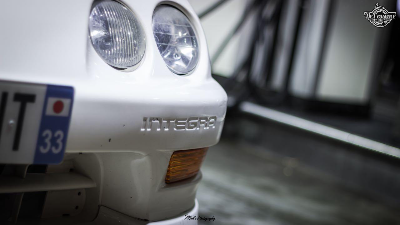 Honda Integra Type R d'Aurelien - Kanjozoku Project ! 16