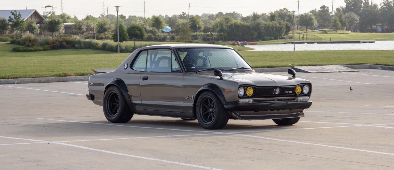 '72 Nissan Skyline KPGC10 Replica - Si tu lèves le capot... 6