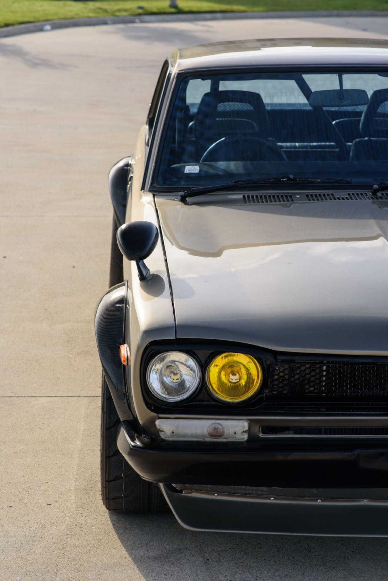 '72 Nissan Skyline KPGC10 Replica - Si tu lèves le capot... 9