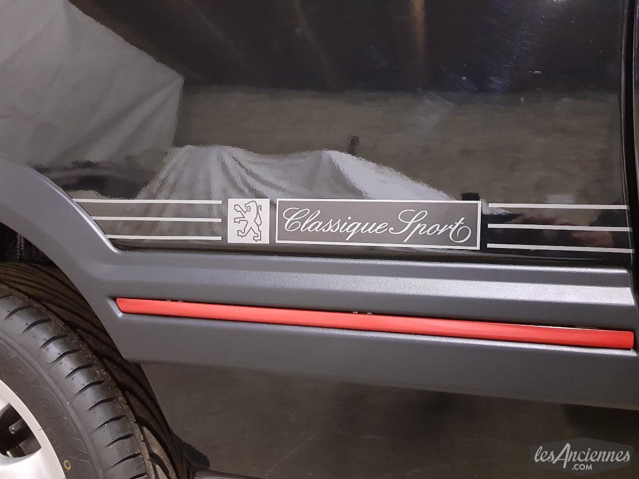 """Peugeot 205 GTi """"Monte Carlo"""" et """"Classique Sport"""" : Encore...! 6"""