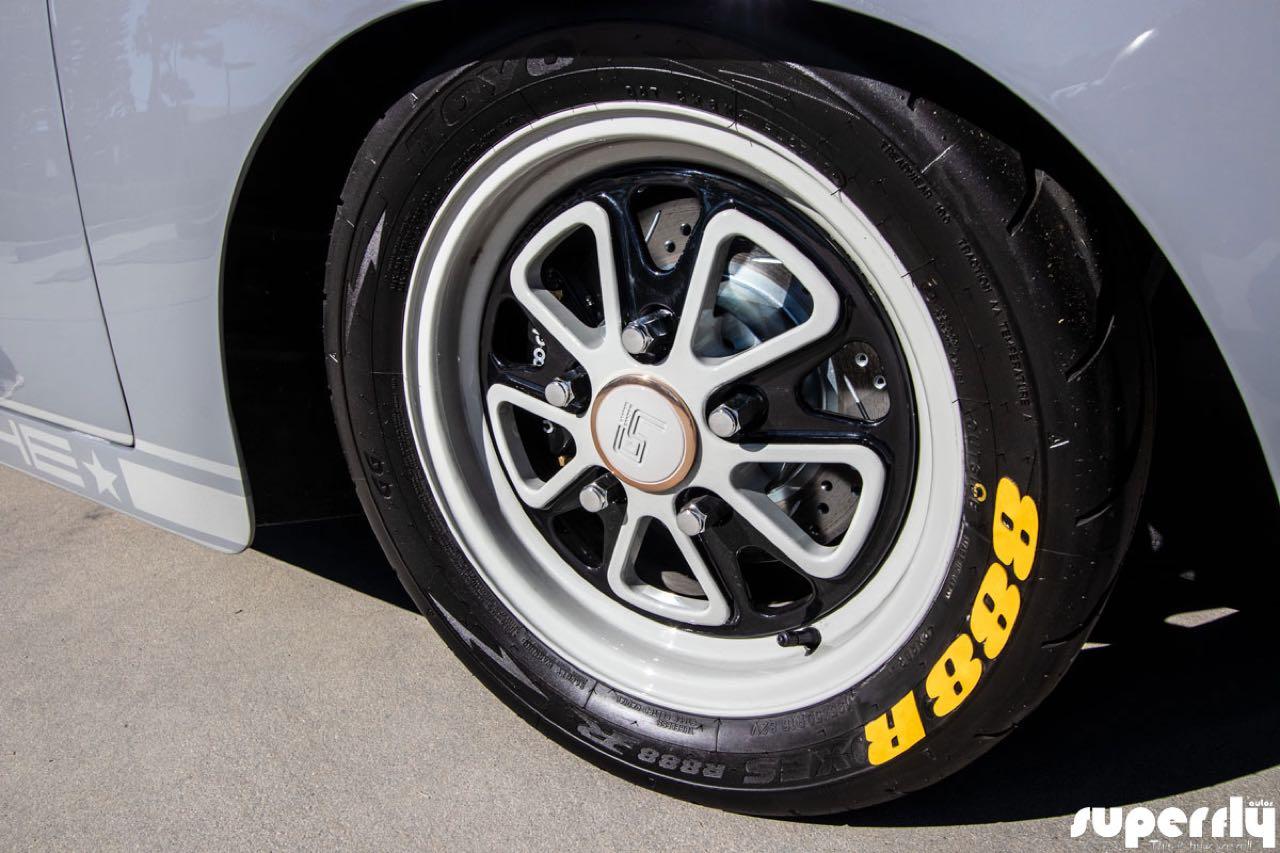 Porsche 356 & 912 : Restomod ou... Steampunk ?! 2