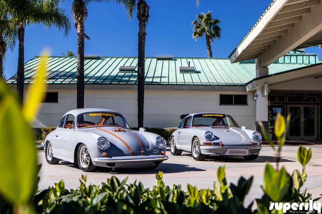 Porsche 356 & 912 : Restomod ou... Steampunk ?! 7
