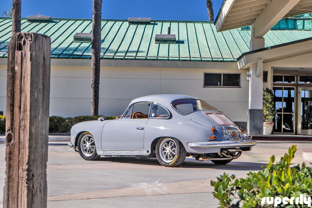 Porsche 356 & 912 : Restomod ou... Steampunk ?! 9