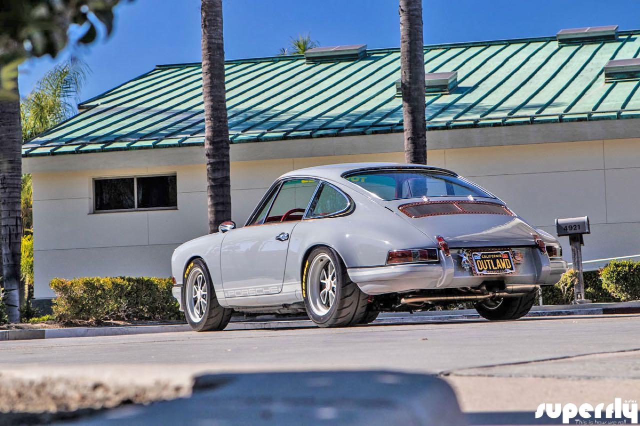 Porsche 356 & 912 : Restomod ou... Steampunk ?! 8