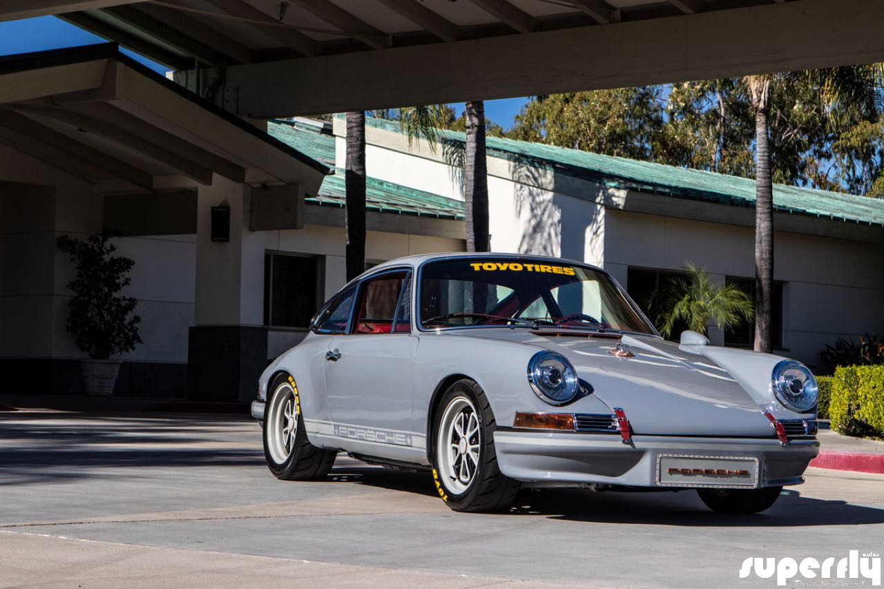 Porsche 356 & 912 : Restomod ou... Steampunk ?! 65