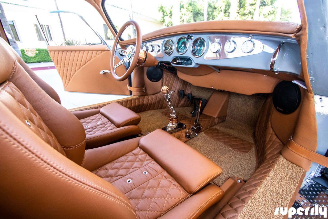 Porsche 356 & 912 : Restomod ou... Steampunk ?! 57