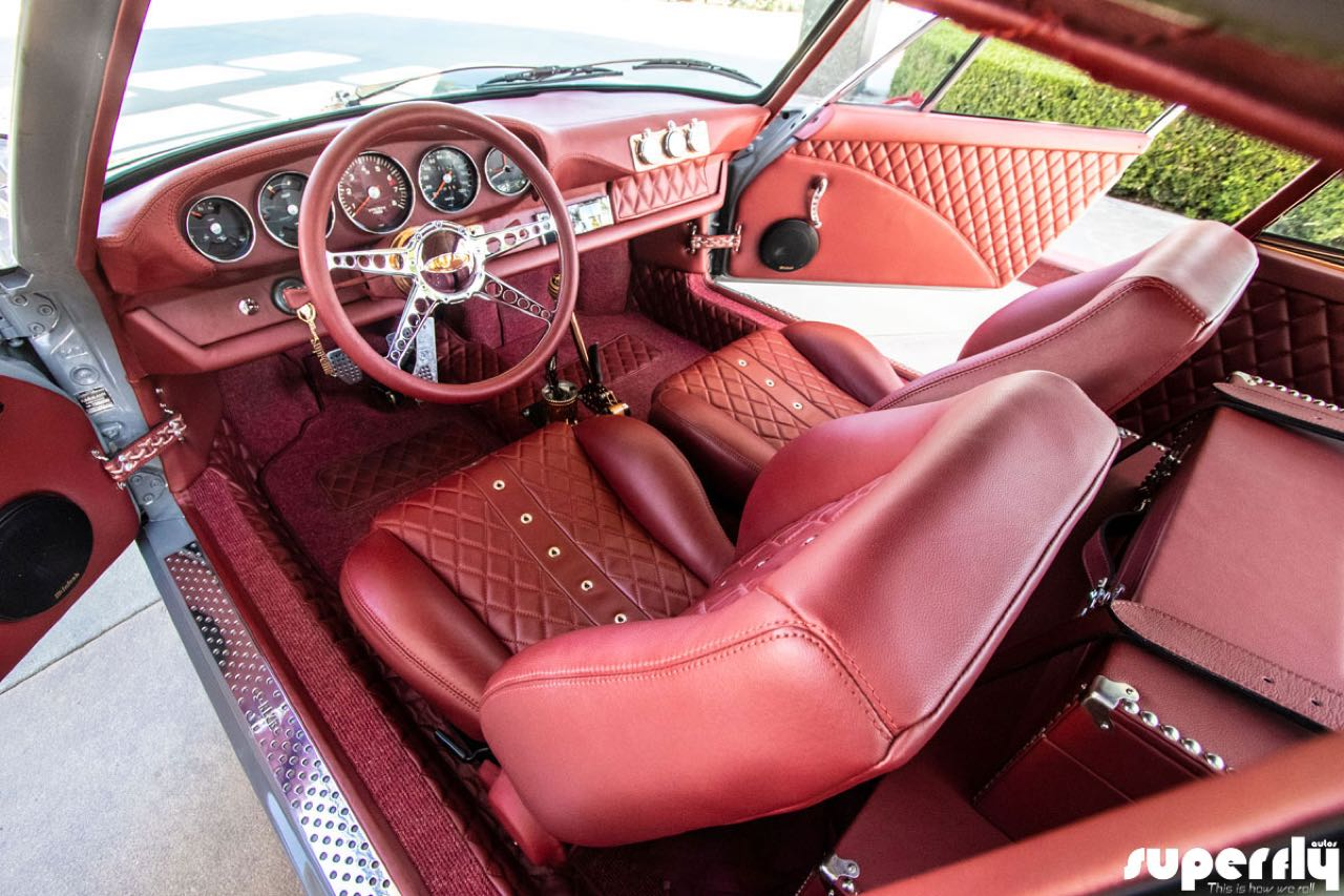 Porsche 356 & 912 : Restomod ou... Steampunk ?! 40
