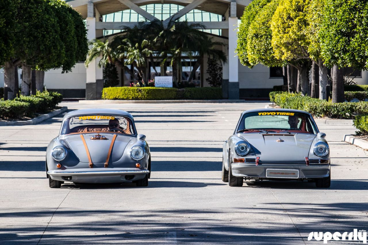 Porsche 356 & 912 : Restomod ou... Steampunk ?! 1