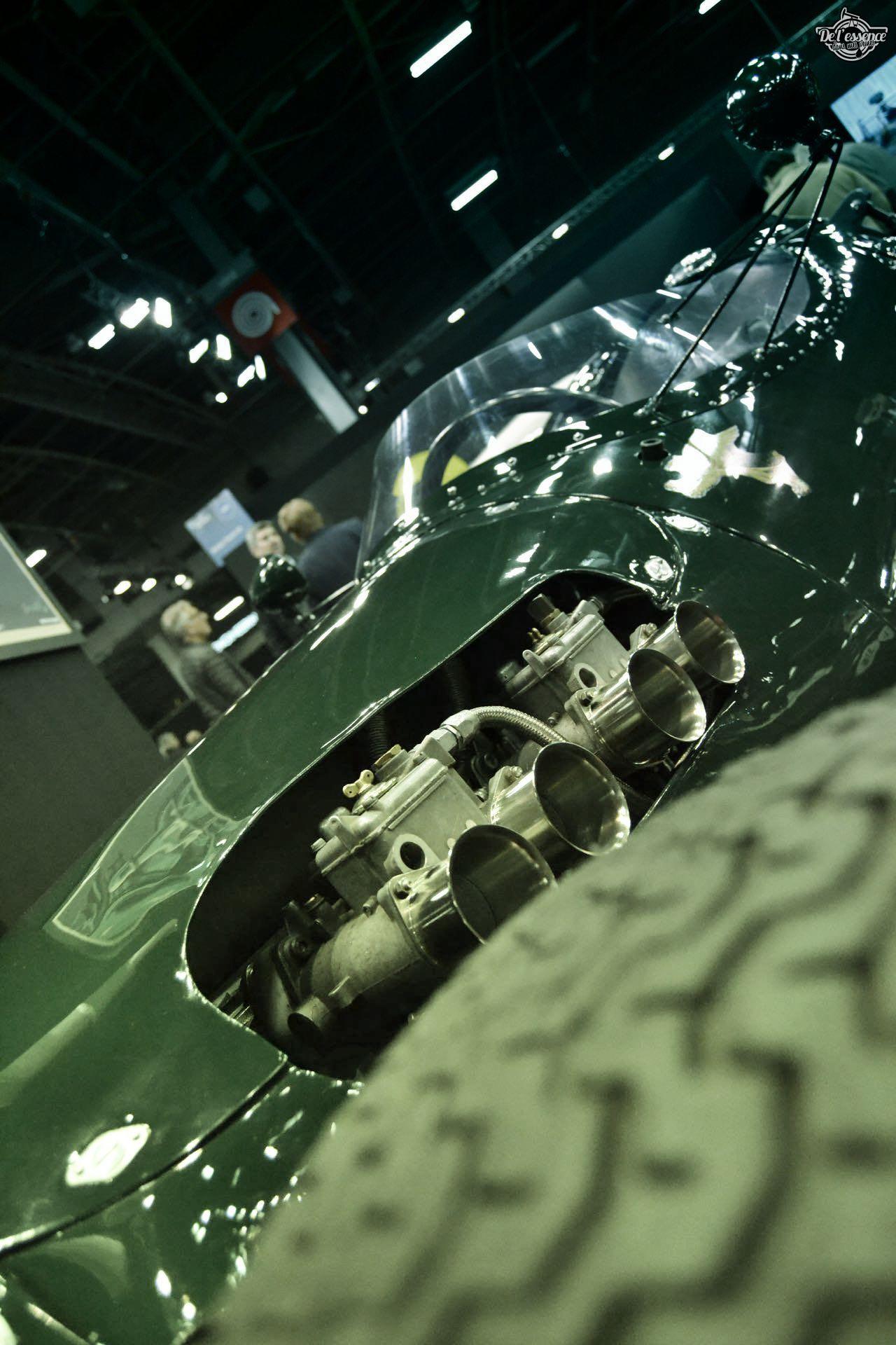 Retromobile 2K19... Les mercenaires à Panam' ! 72