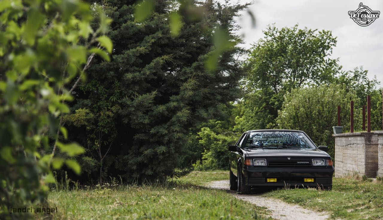 Toyota Celica TA60... Back to the 80's ! 59