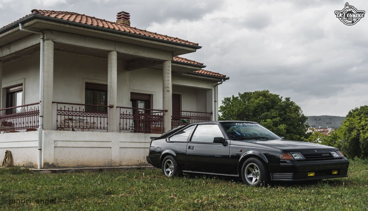 Toyota Celica TA60... Back to the 80's ! 16