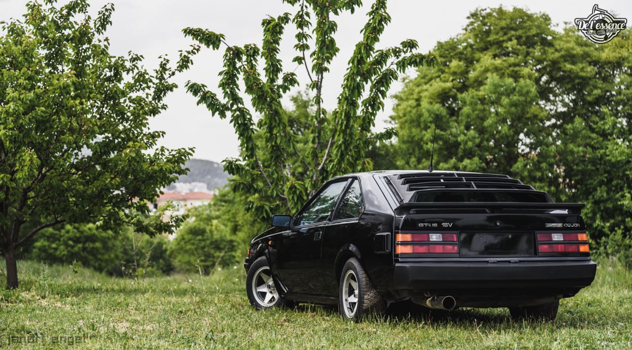 Toyota Celica TA60... Back to the 80's ! 77