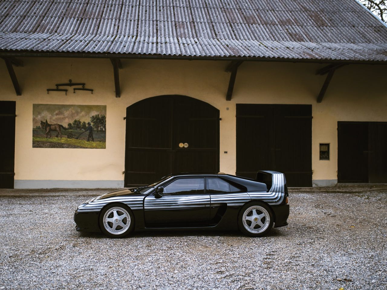Venturi 400 GT Trophy : Art car... 18