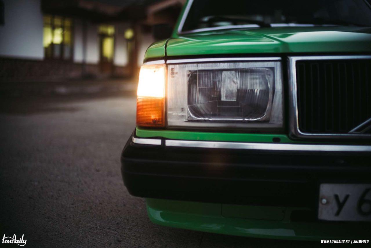 Volvo 240... La brique, c'est chic ! 27