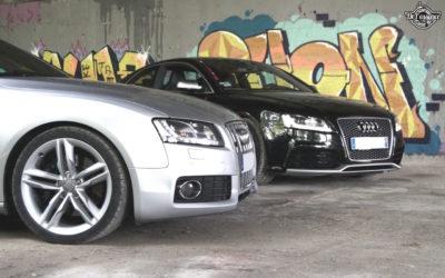 Audi S5 & RS5… Duo de V8 !