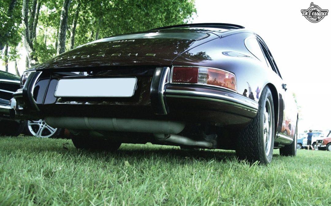 '68 Porsche 911 2.0 S… Pour connaisseurs !