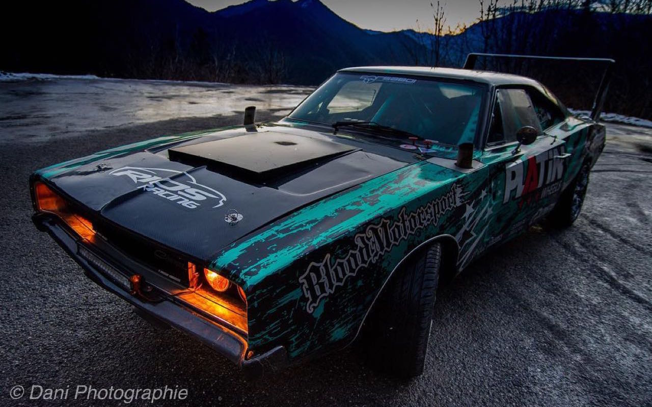 Dodge Charger Drift 2 - Devil Mountain. Go Alex, goooo ! 18
