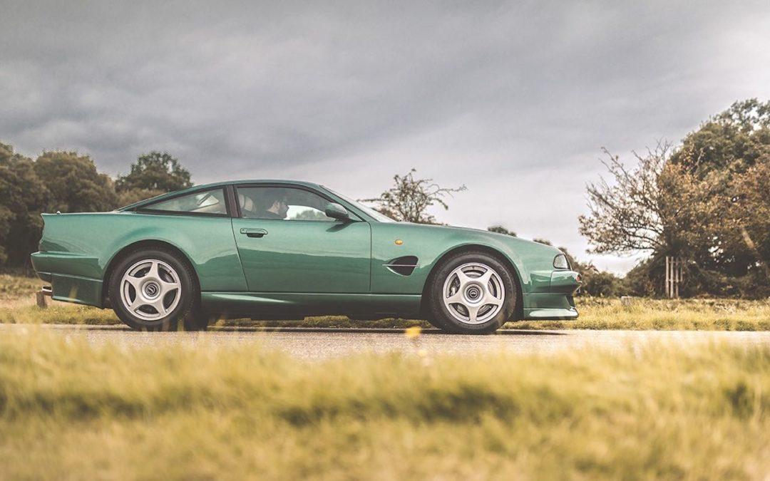 Aston Martin Vantage Le Mans… Le Bulldog enragé !