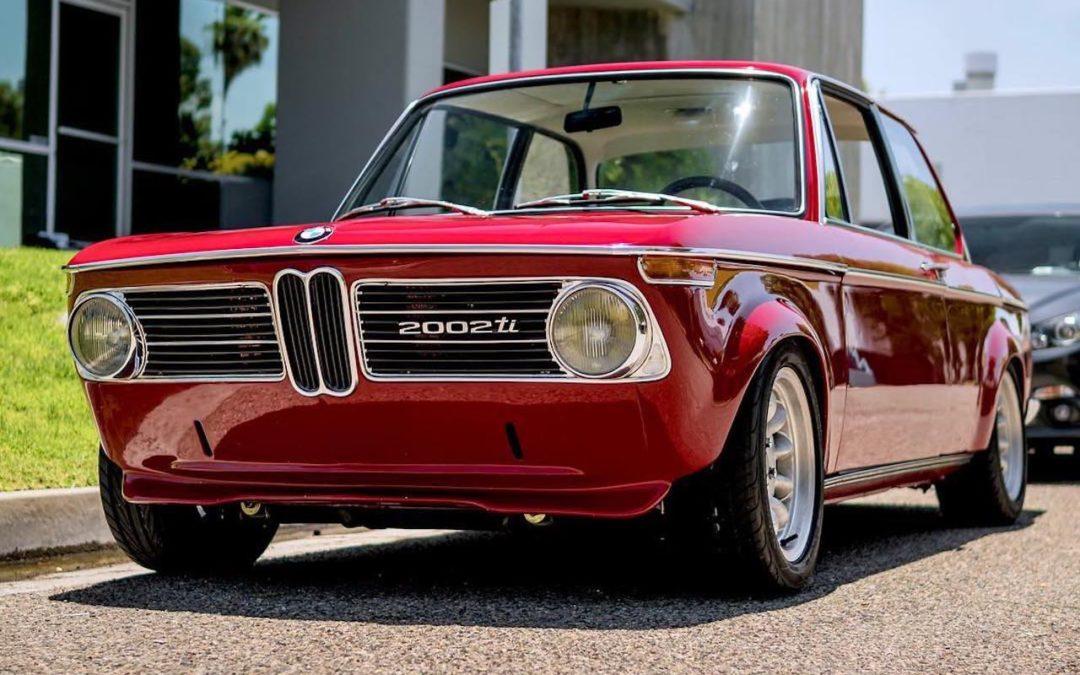 BMW 2002 Ti… California dreamin' !