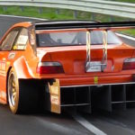 Hillclimb Monster : BMW 320i Cosworth !