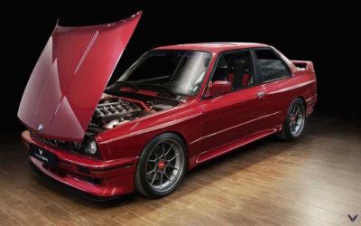 BMW M3 E30 Vilner… avec un S50B32 !