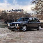 BMW M5 E28... un peu spéciale !