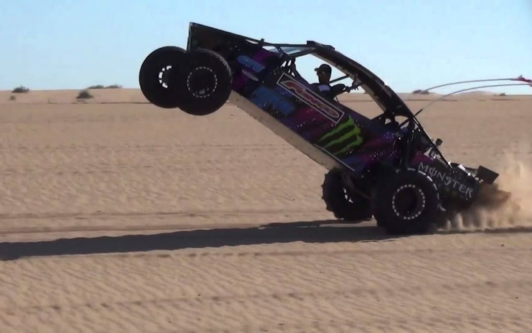 Baja Bug Sandrail : Les monstres du désert !