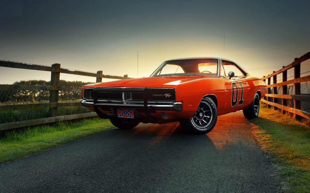 #CarMytho : General Lee… La seule, l'unique !